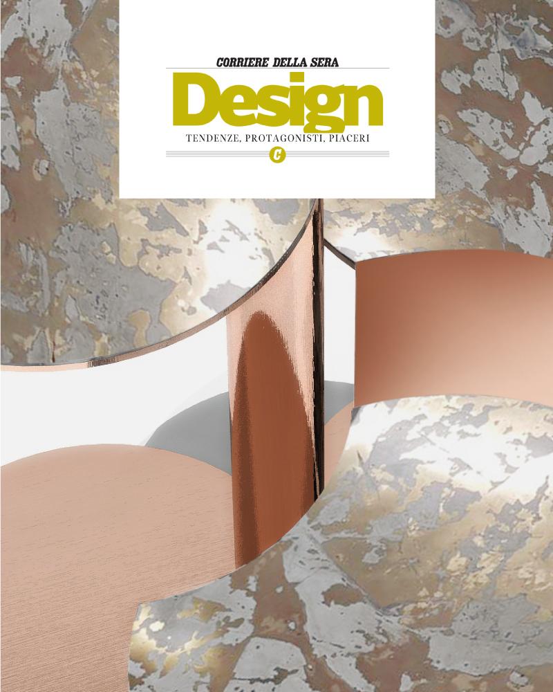 Tendenze Interior Design 2019 corriere della sera, design - italy | visionnaire home