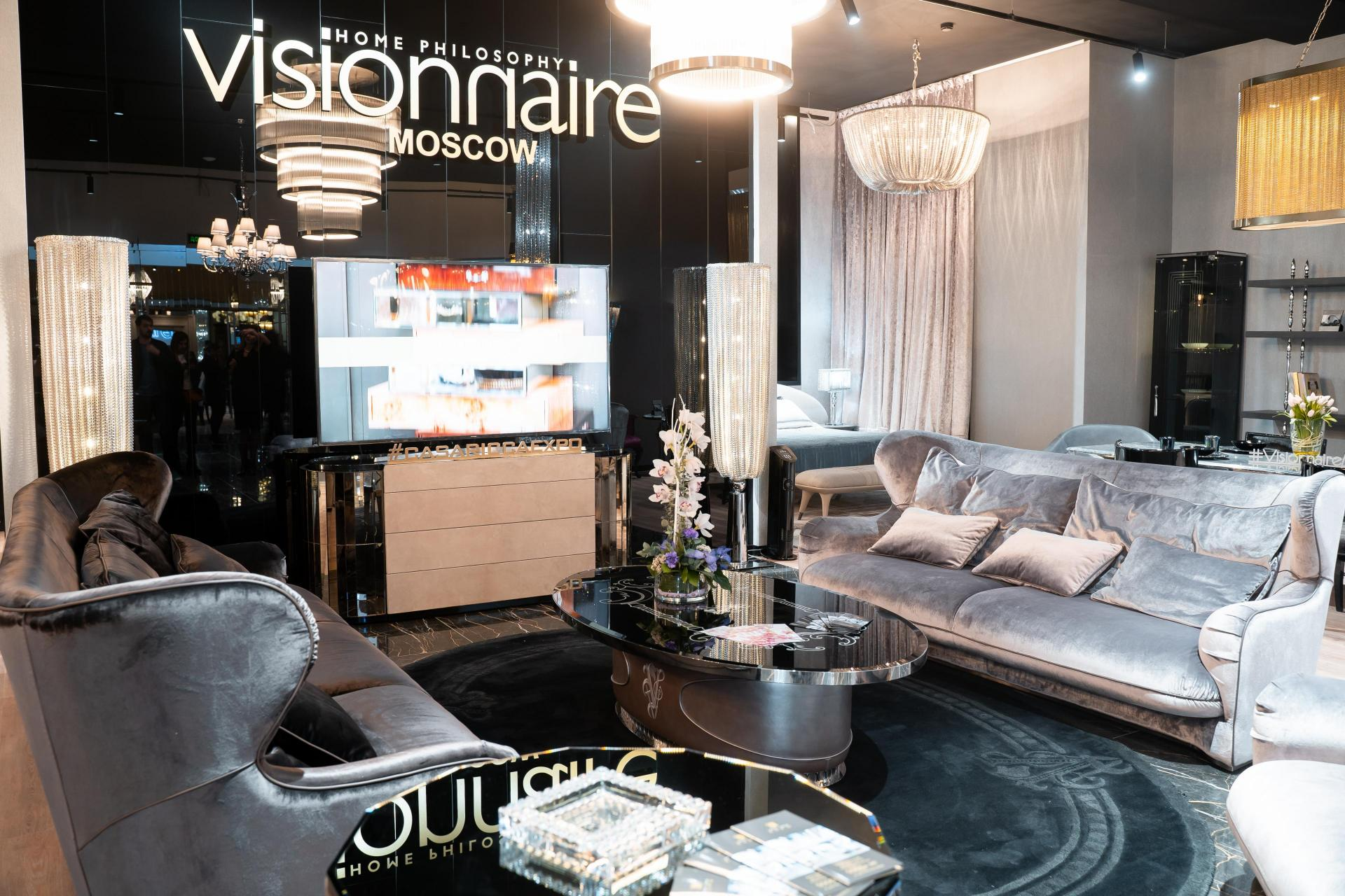Visionnaire Moscow