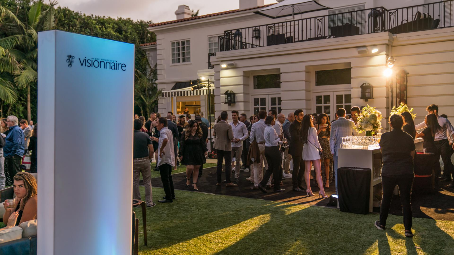 Visionnaire & Bentley in Beverly Hills