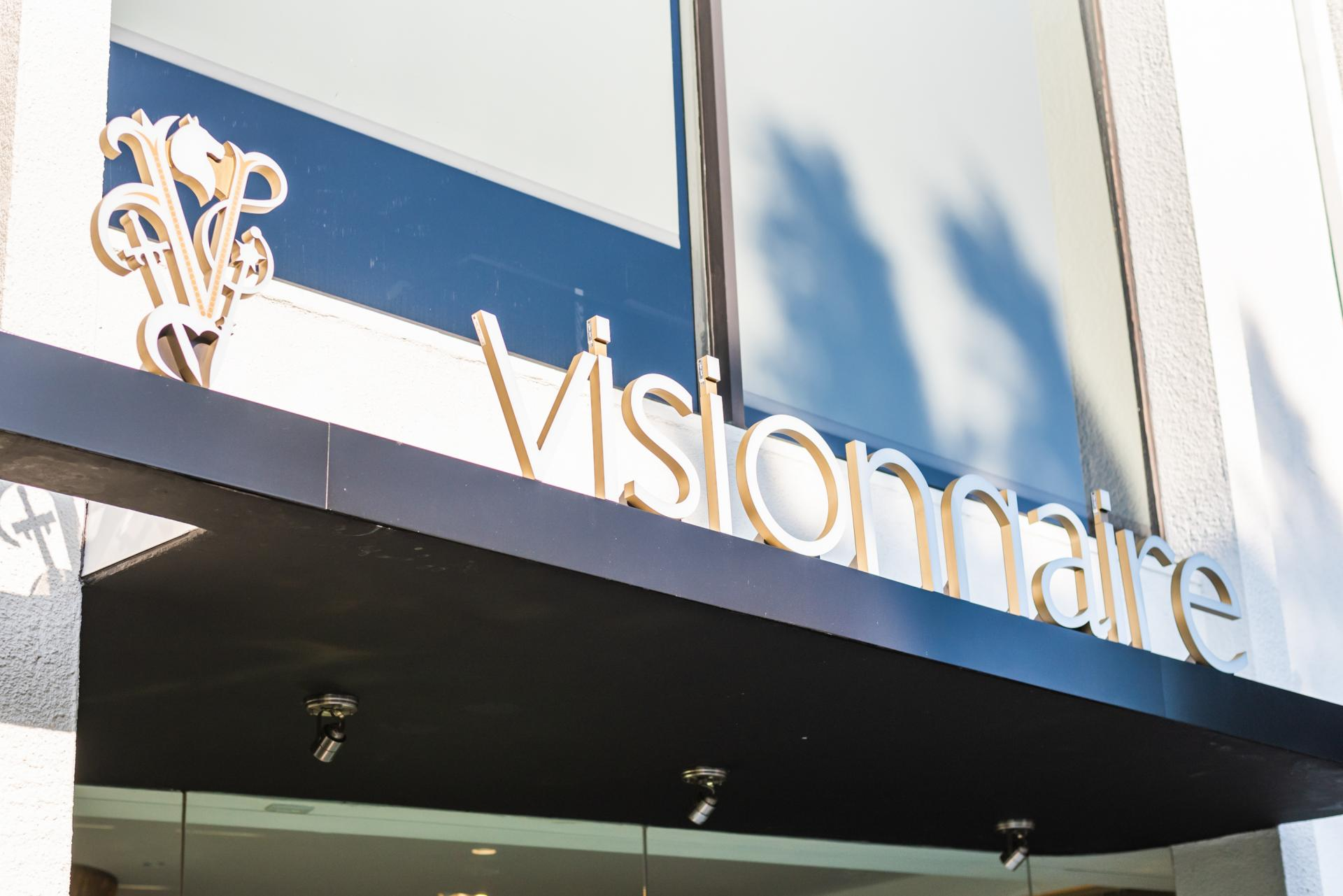 Visionnaire Los Angeles
