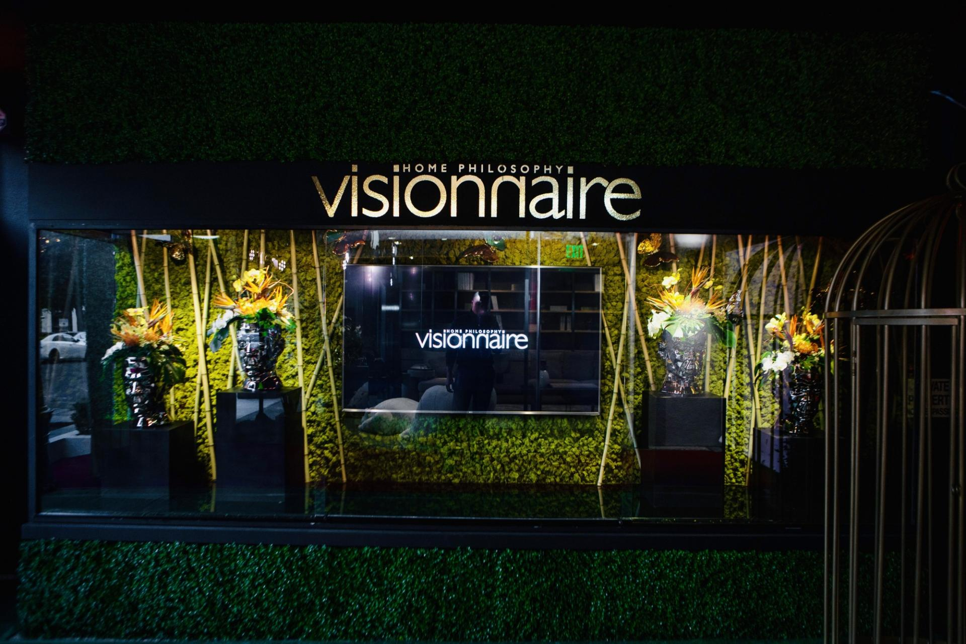 Grand Opening Visionnaire Los Angeles