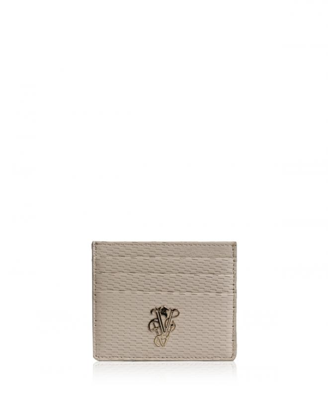 Explorer card holder beige