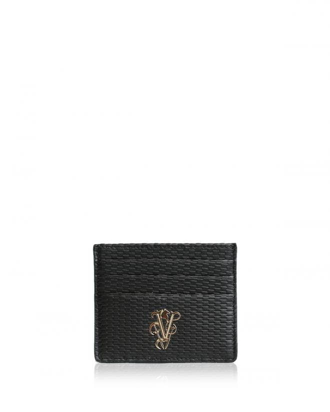 Explorer card holder black
