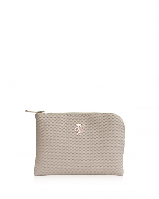 Explorer clutch beige
