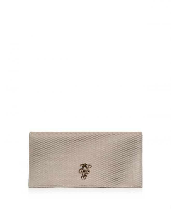 Explorer continental wallet beige