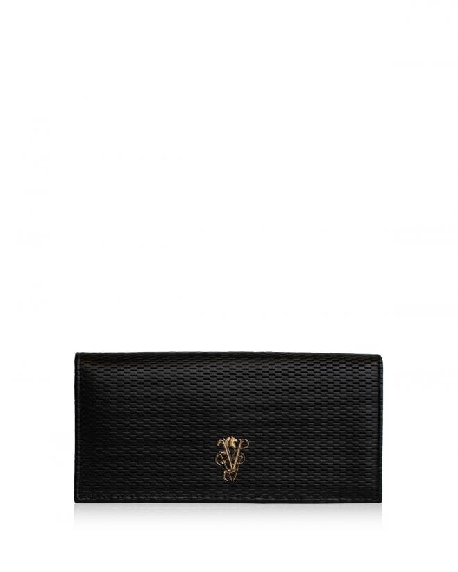 Explorer continental wallet black