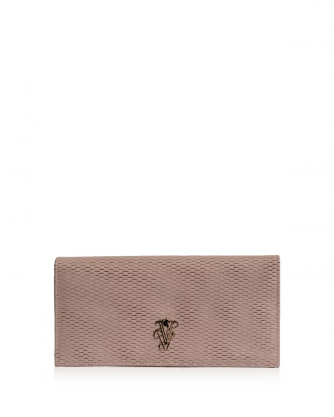 Explorer continental wallet pink