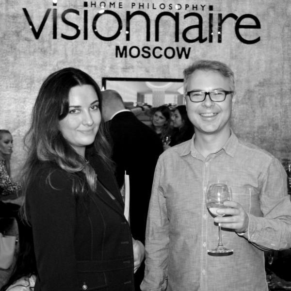 Visionnaire The Italian Flair - Mosca