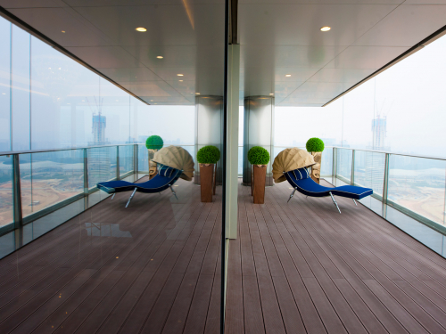One Shenzhen Bay Penthouse, China